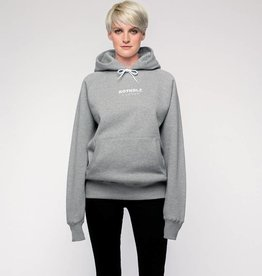 Rotholz Logo Hoodie Light heather