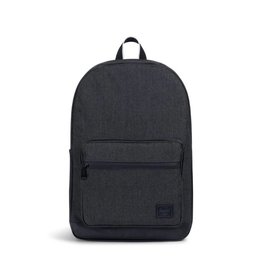 Herschel Pop Quiz Black Crosshatch/Black/White