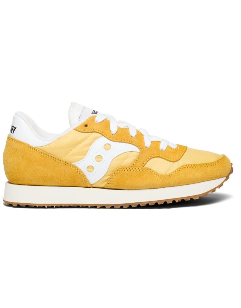 Saucony DXN Trainer vintage YEL/WHI