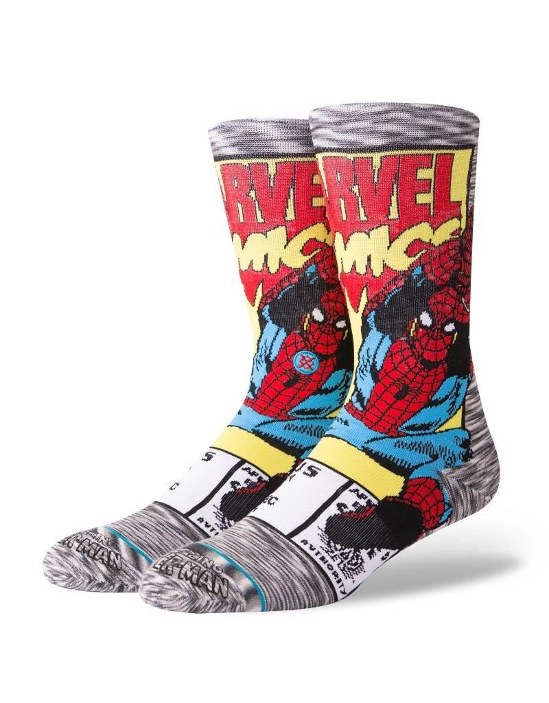 Stance Spiderman Comic GRY (42 - 46)