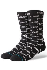 Stance Repeat BLK (42 - 46)