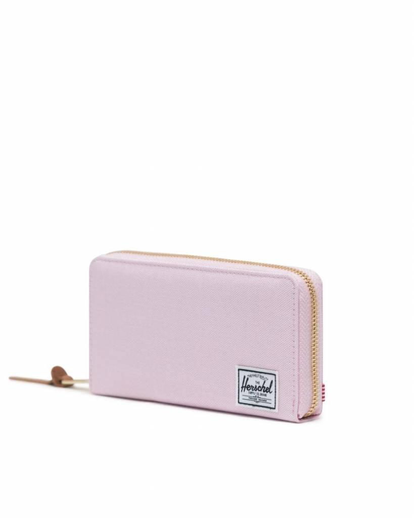 Herschel Thomas RFID Pink Lady Crosshatch
