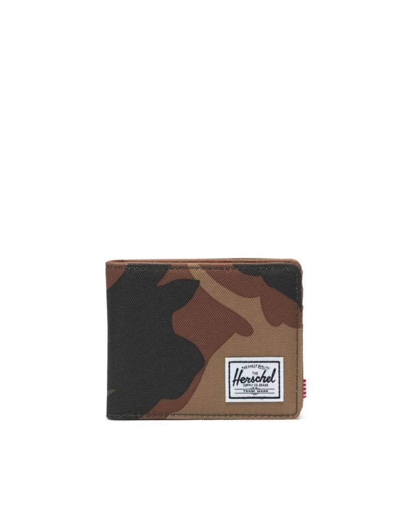 Herschel Hank RFID Woodland Camo