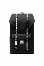 Herschel Little America Black/Checkerboard