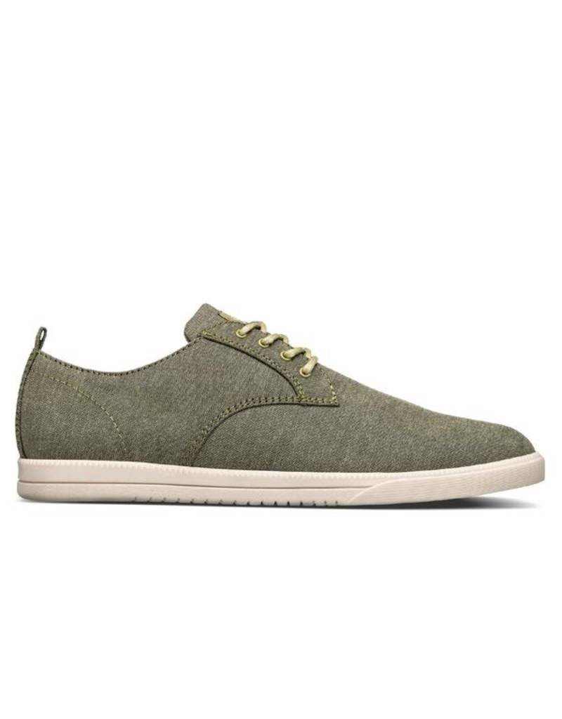 Clae Ellington Textile Aloe Green