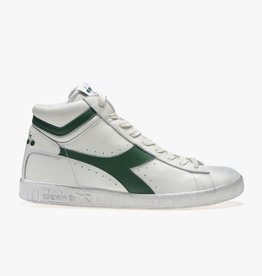 Diadora Game L High Waxed White / Fogliage