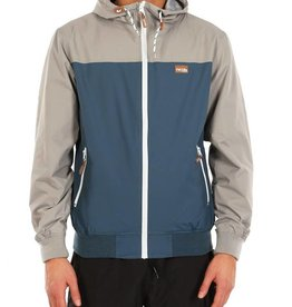 Iriedaily Auf Deck Jacket - Greyblue