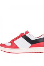PONY City Wings LO Cloud dancer/Red/Black