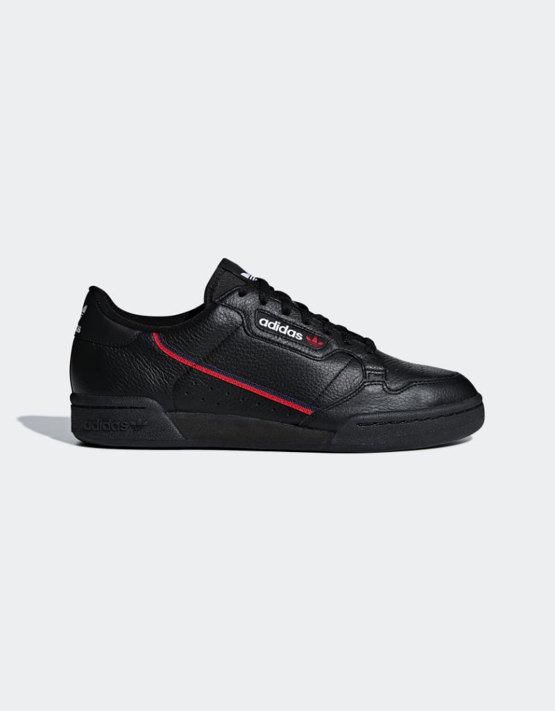 Adidas Continental 80 BLK