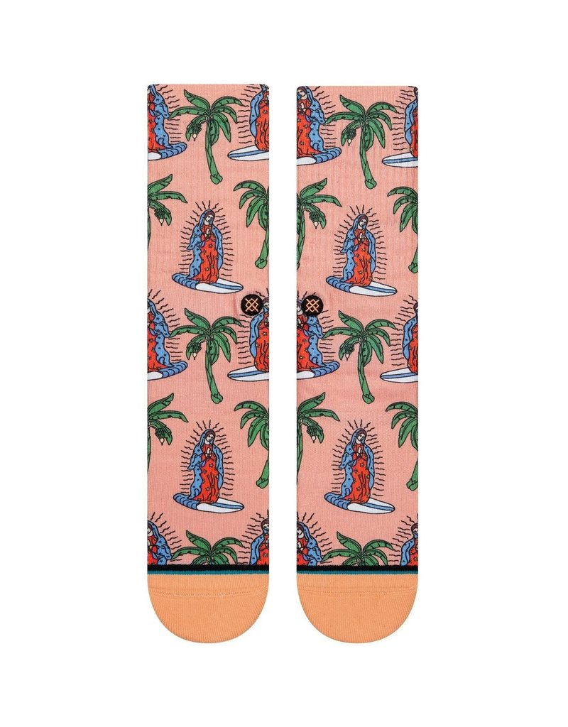 Stance Surfin Guadalupe Melon (Large)