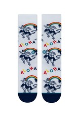 Stance Hey Girl White (Large)