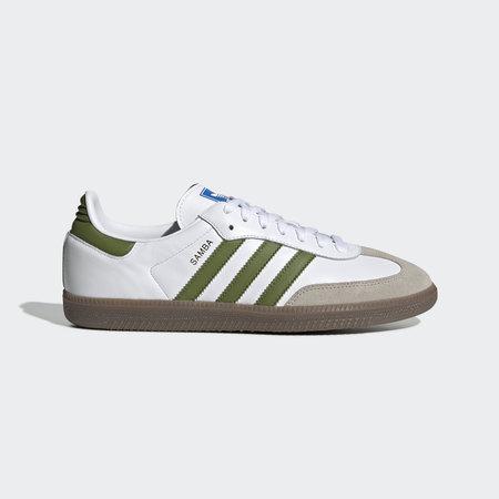 Adidas ADIDAS SAMBA - laatste paar: maat 44 2/3