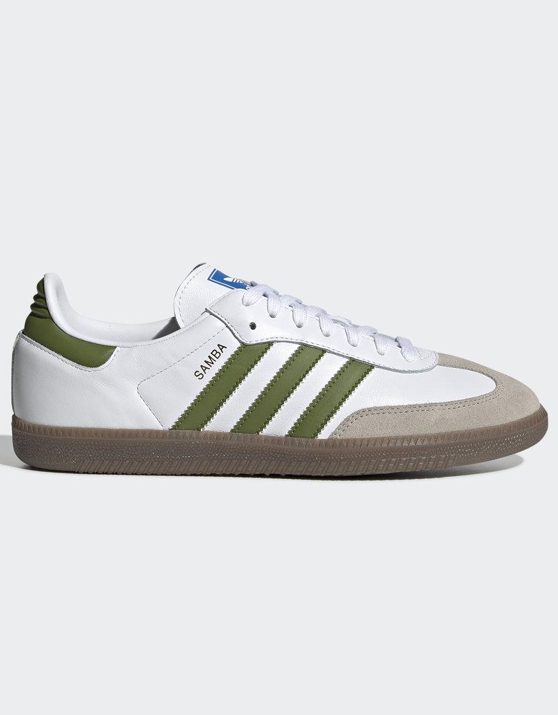 Adidas Samba OG Ftwwht/Tecoli/Brown