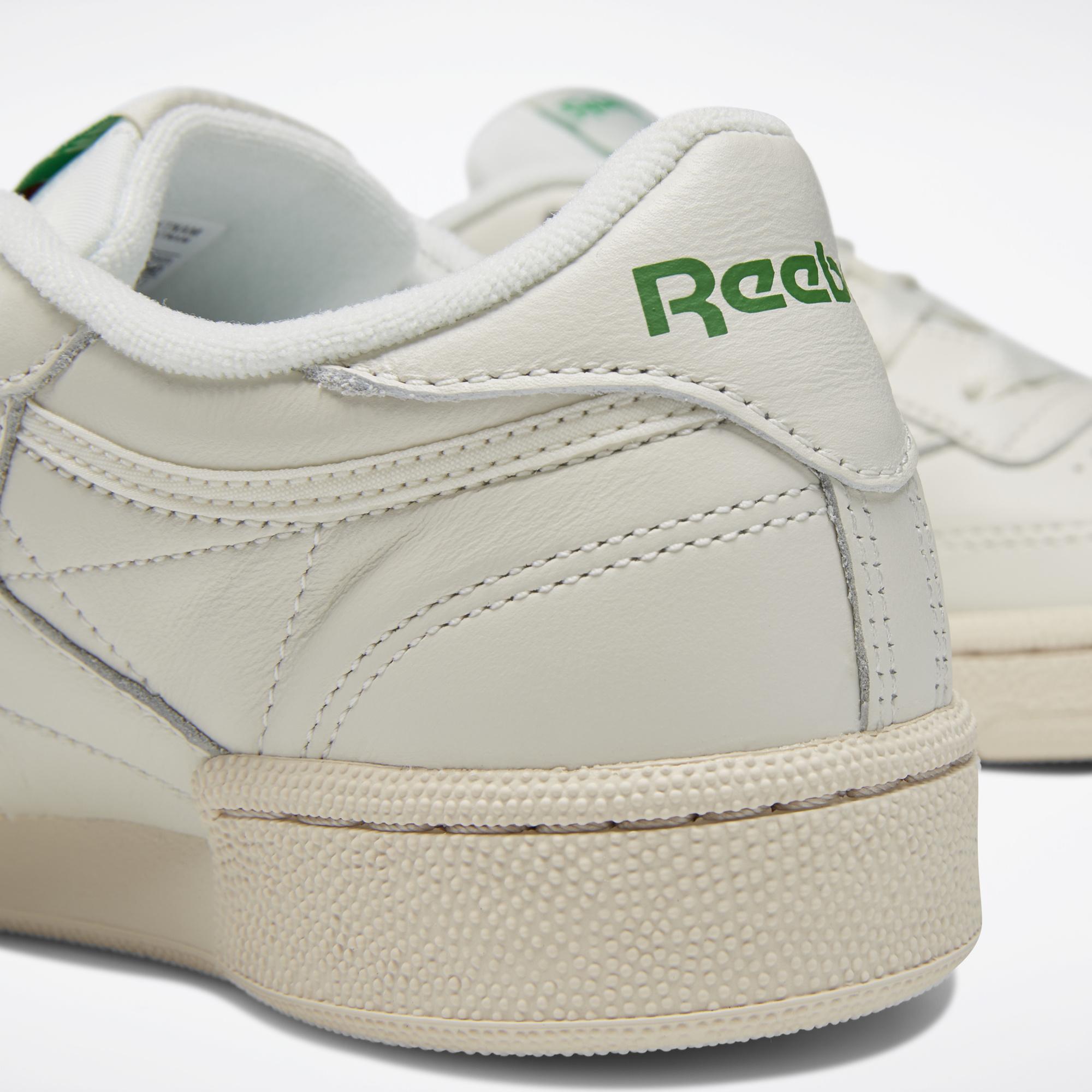 Reebok Club C 85 Chalk/Green