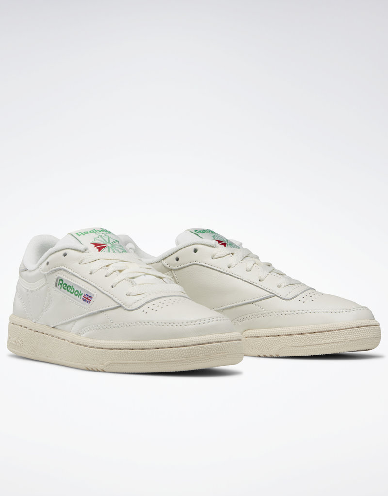 Reebok Club C 85 Chalk/Green