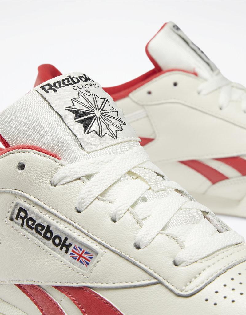 Reebok Club C Revenge Chalk/Rebel Red/Bla