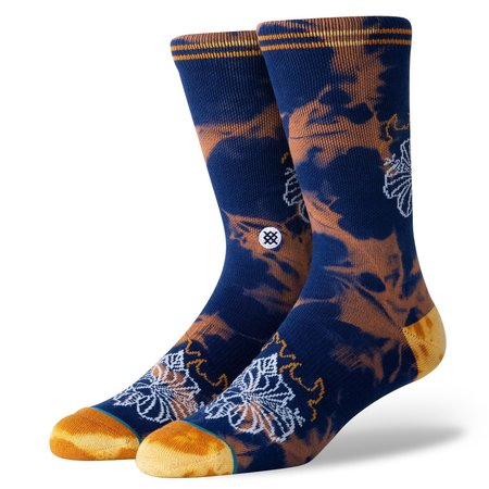Stance Flora flame Navy (Large)