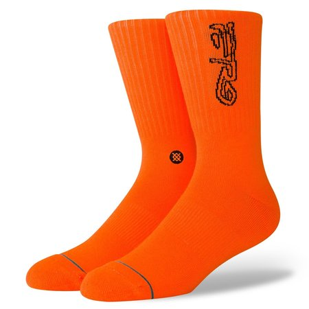 Stance A$ap ferg Neonorange (Large)