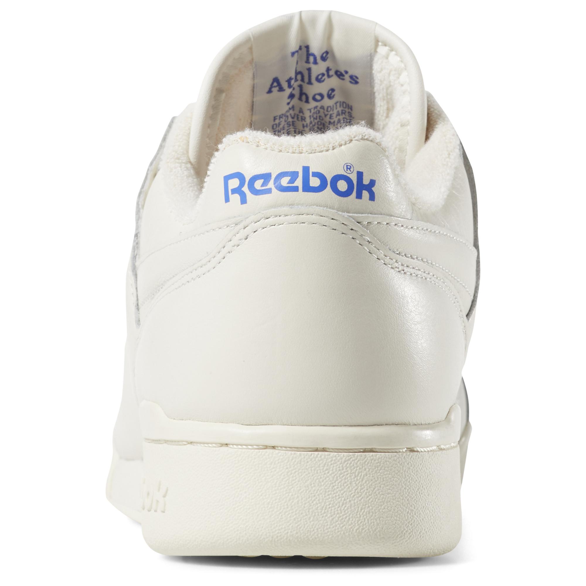 Reebok Workout plus 1987