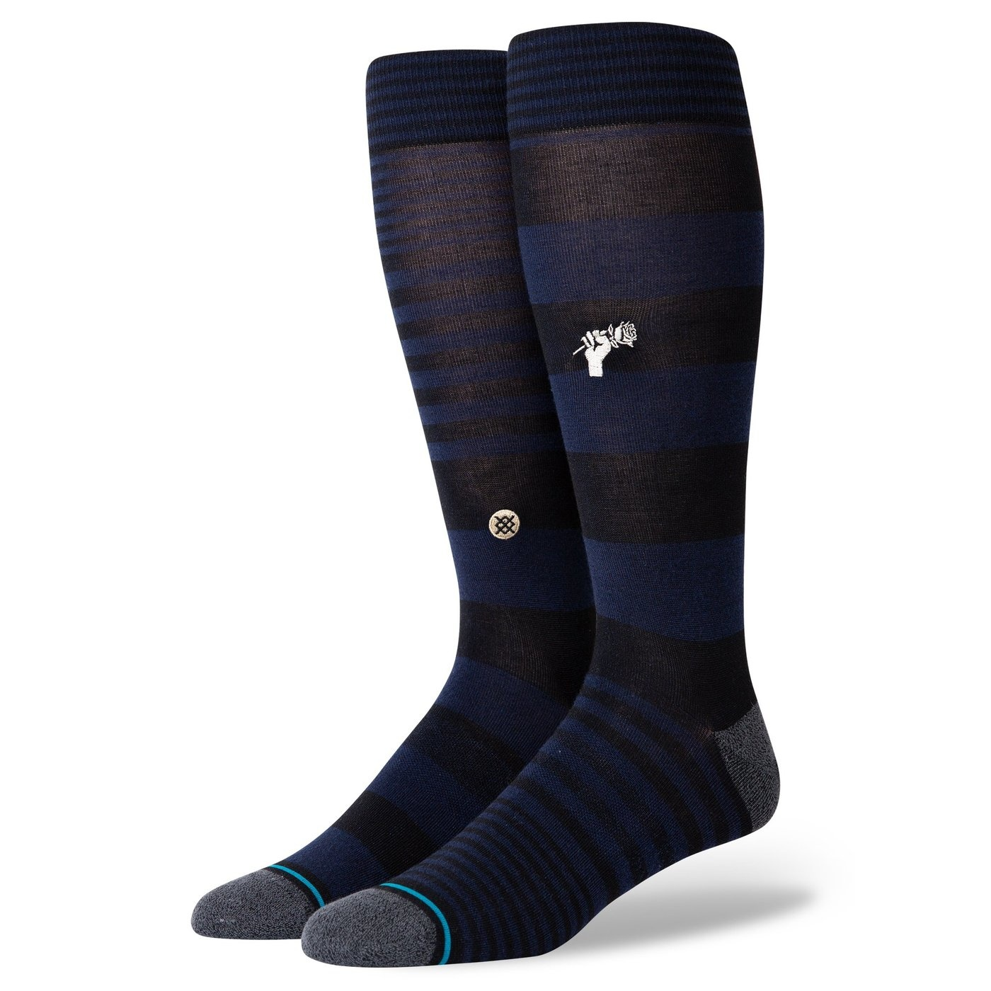 Stance Staples power flower Black (L)