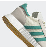 Adidas Marathon tech Owhite/Glrgrn