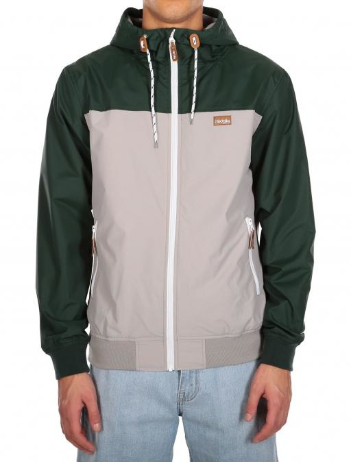 Iriedaily Auf Deck Jacket - Silver hunter