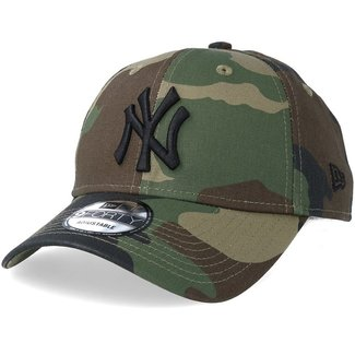 New Era NY 9FORTY CAMO/BLACK