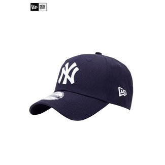 New Era NY 9FORTY NAVY/WHITE