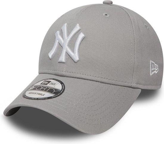 NY 9Forty Grey/White adjustable-1