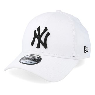 New Era NY 9FORTY WHITE/BLACK