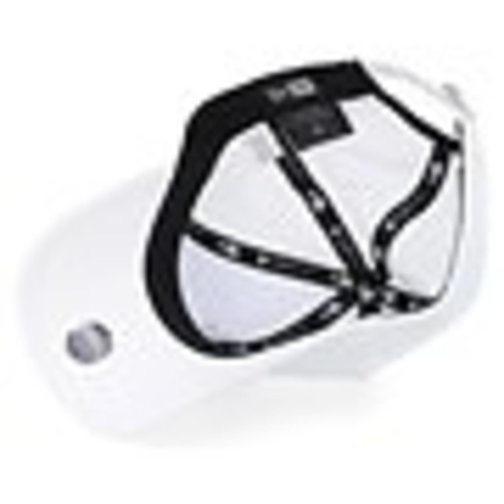 New Era NY 9Forty White/Black adjustable