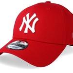 New Era NY 9FORTY RED/WHITE