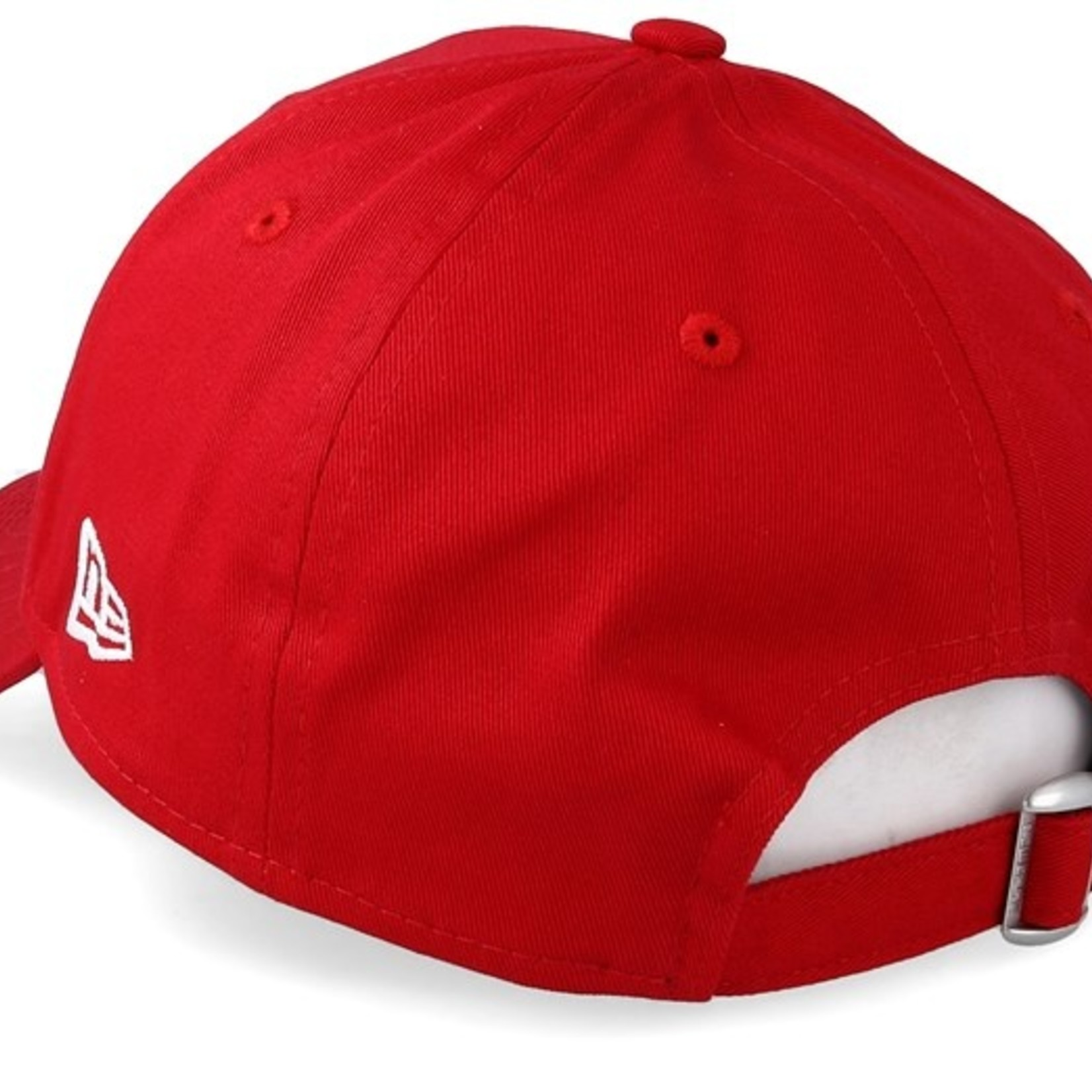 New Era NY 9Forty Red/White adjustable
