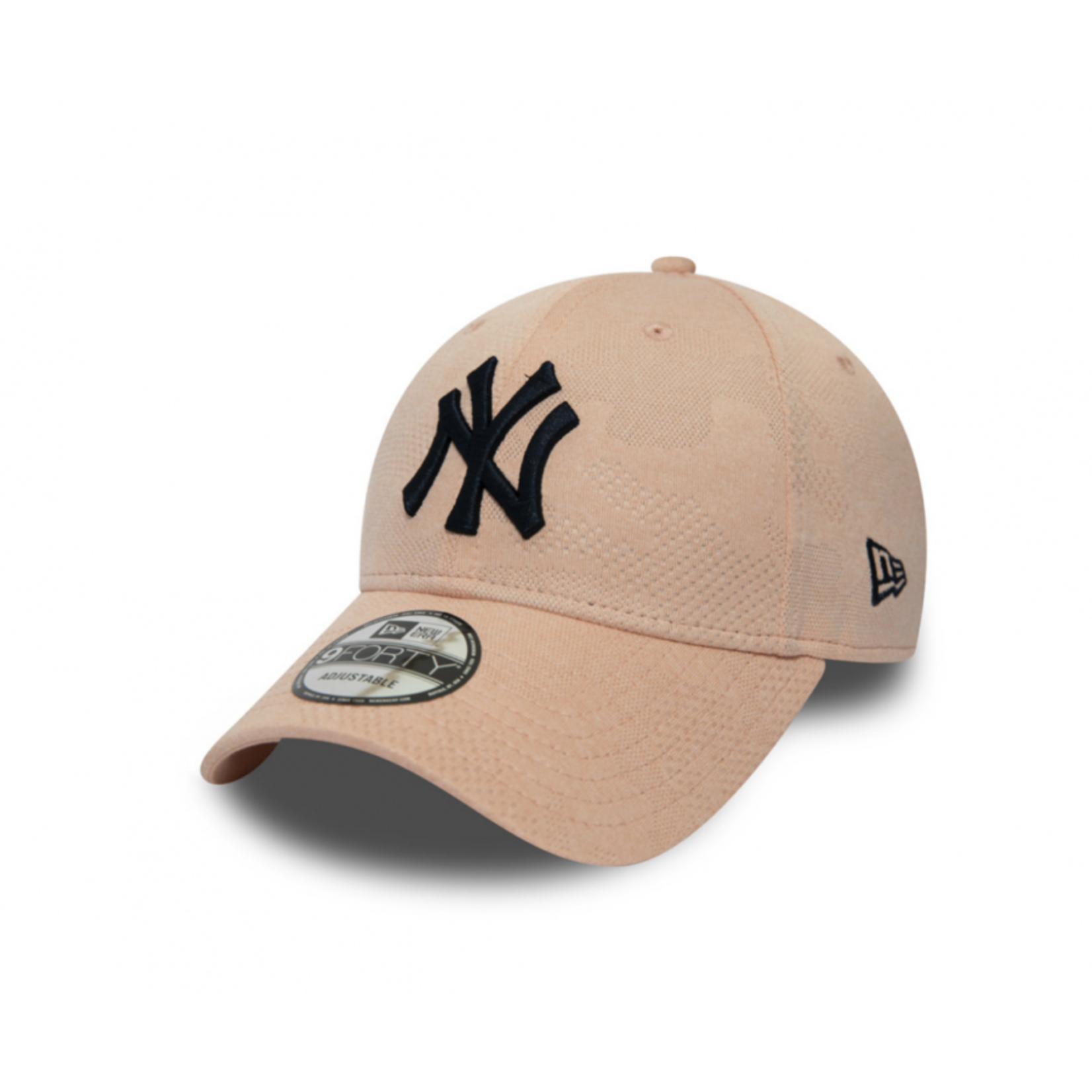 New Era NY 9Forty Pink/Navy adjustable