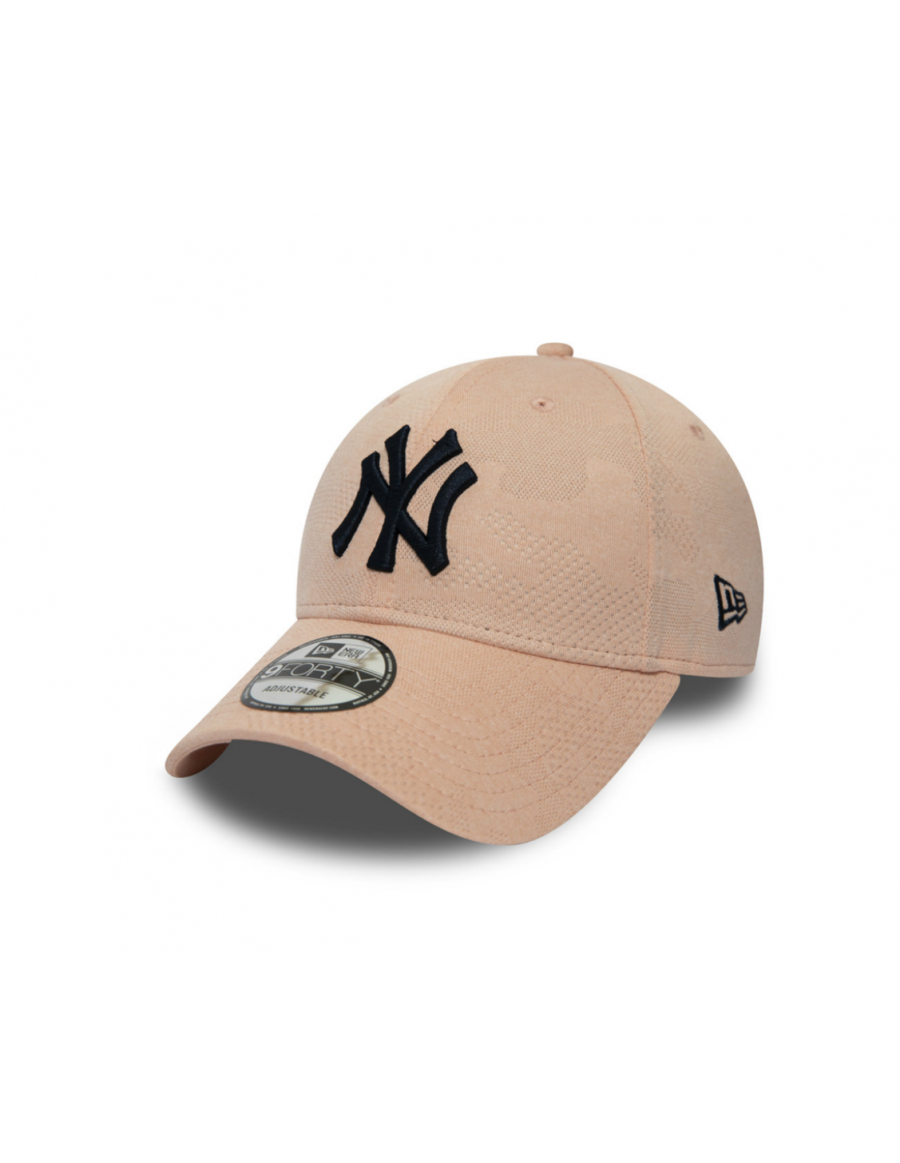 NY 9Forty Pink/Navy adjustable-1