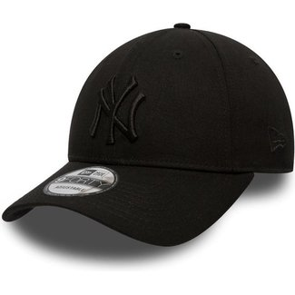 New Era NY 9FORTY BLACK/BLACK