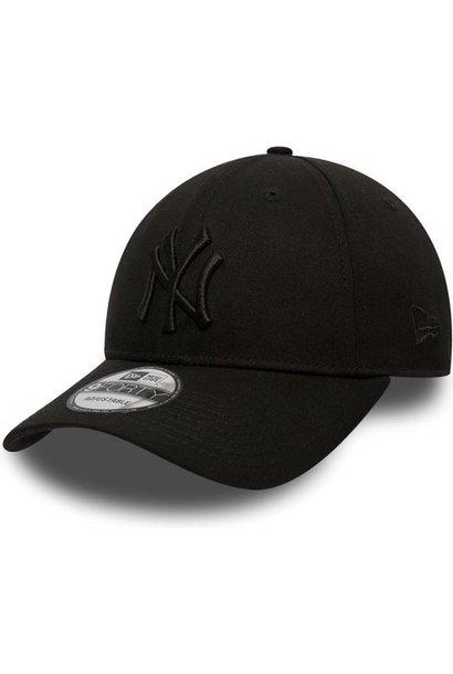 NY 9FORTY BLACK/BLACK