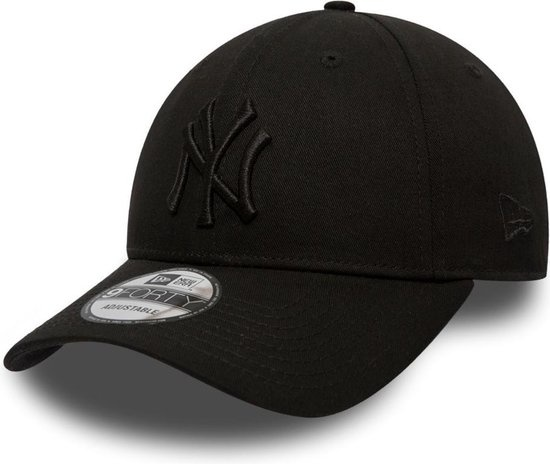 NY 9Forty Black/Black adjustable-1