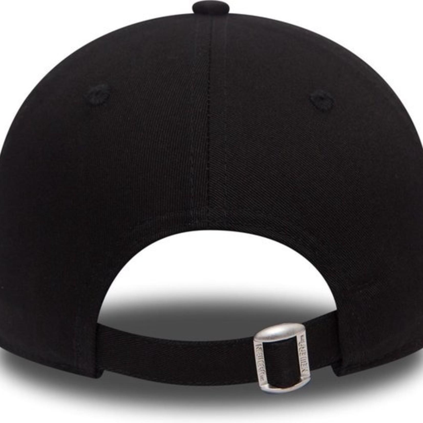 New Era NY 9Forty Black/Black adjustable