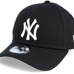 New Era NY 9FORTY BLACK/WHITE