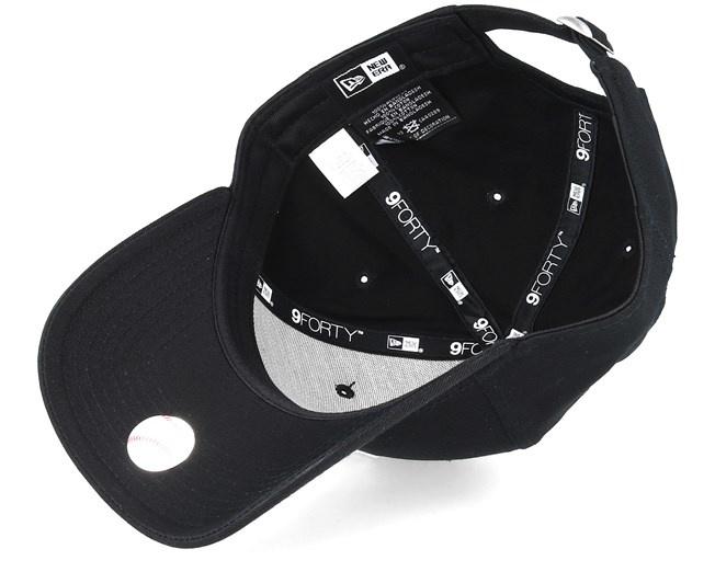 NY 9Forty Black/White adjustable-2