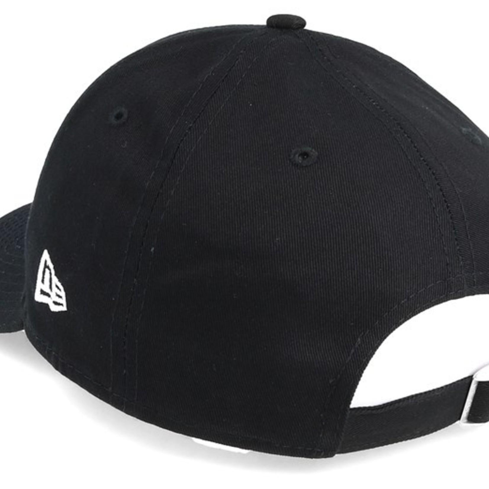 New Era NY 9Forty Black/White adjustable