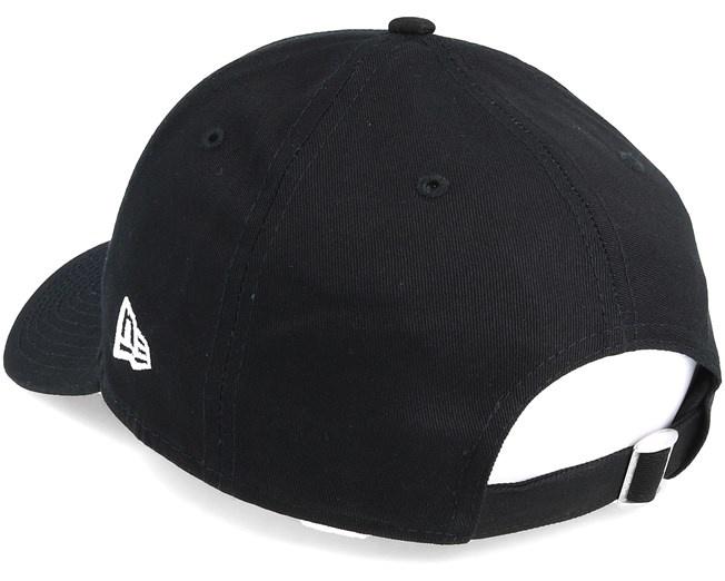 NY 9Forty Black/White adjustable-3