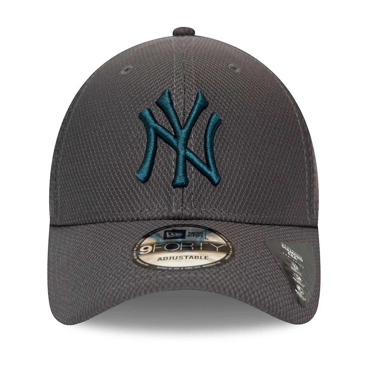 NY 9Forty Diamond Era Grey-2