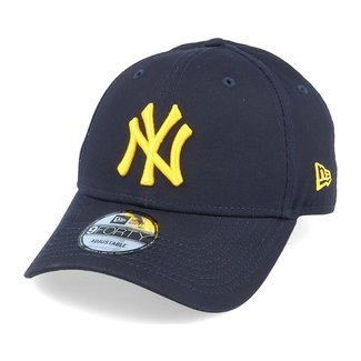 New Era NY 9FORTY NAVY/YELLOW