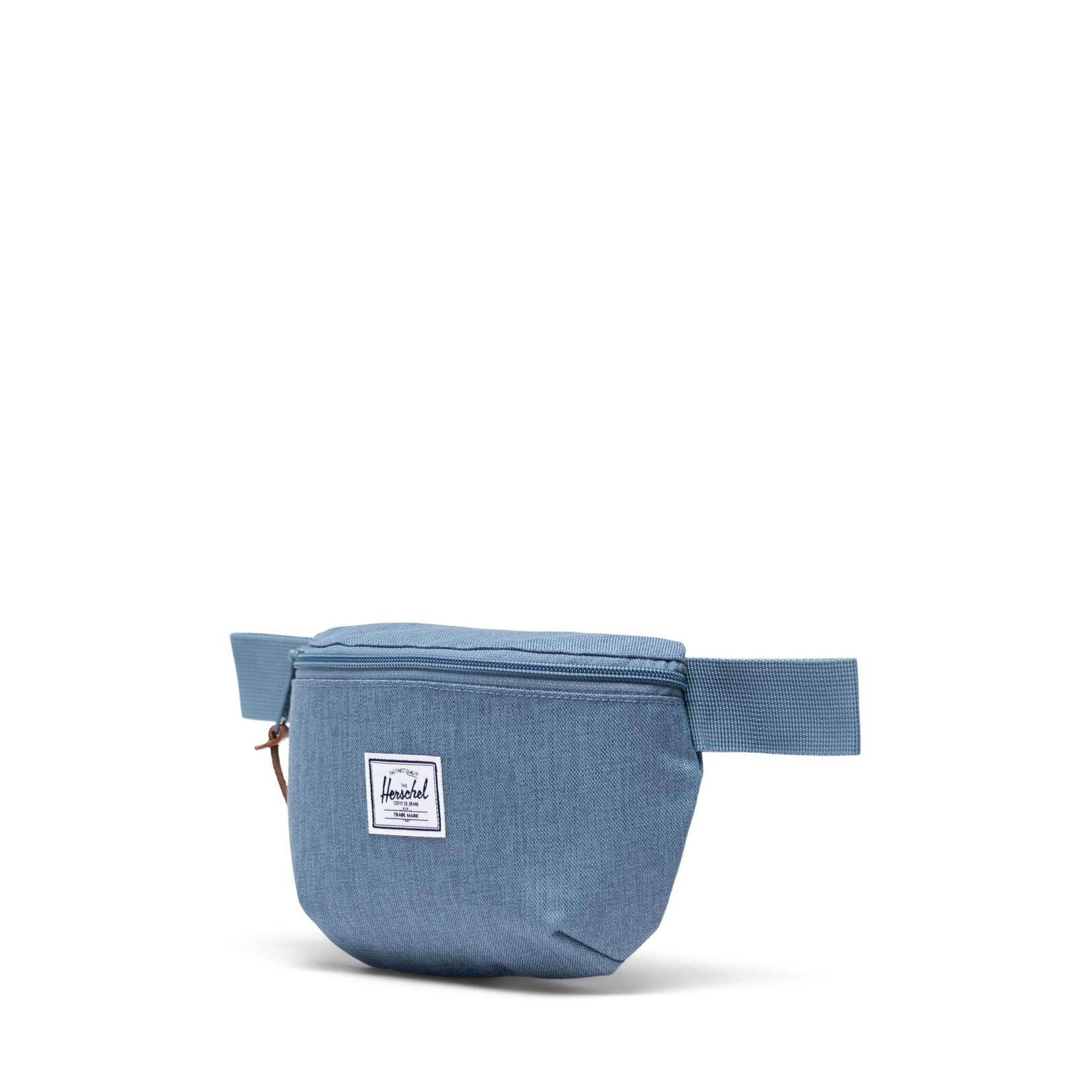 Herschel Fourteen Blue mirage crosshatch