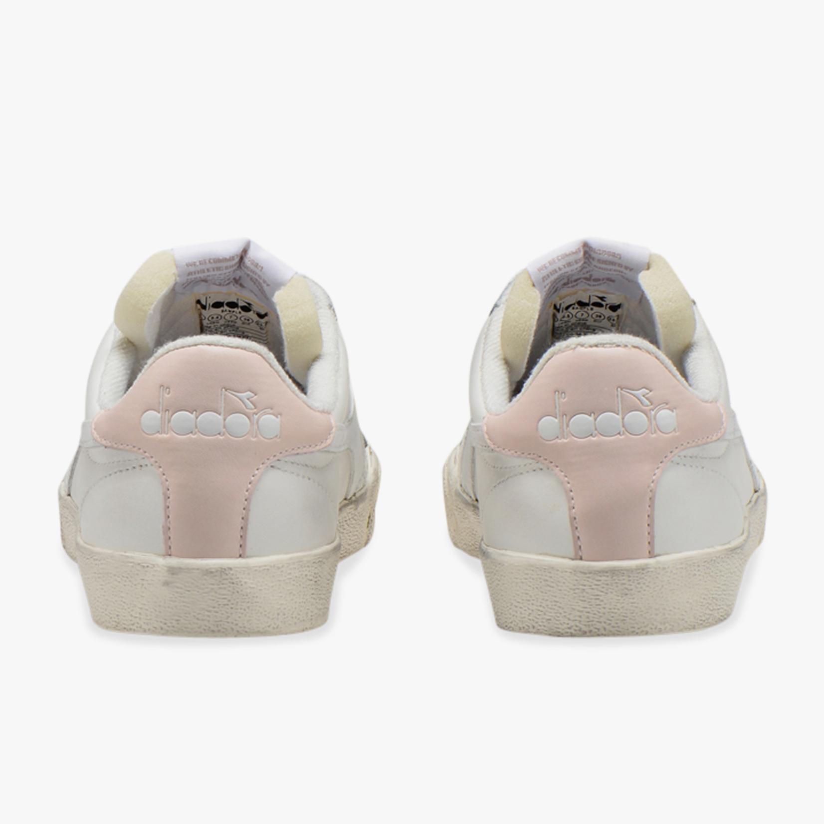 Diadora Melody leather dirty White/Pink cloud