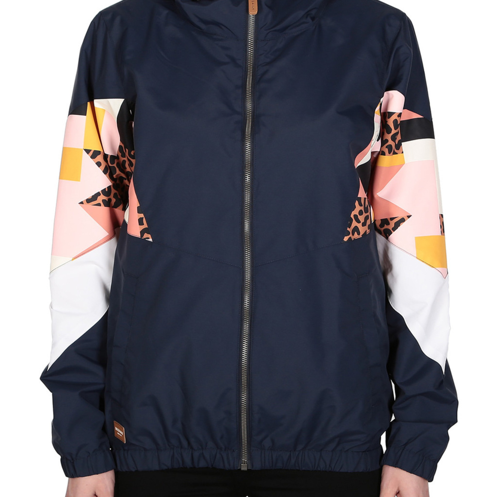Iriedaily Streetz R Jacket - Navy