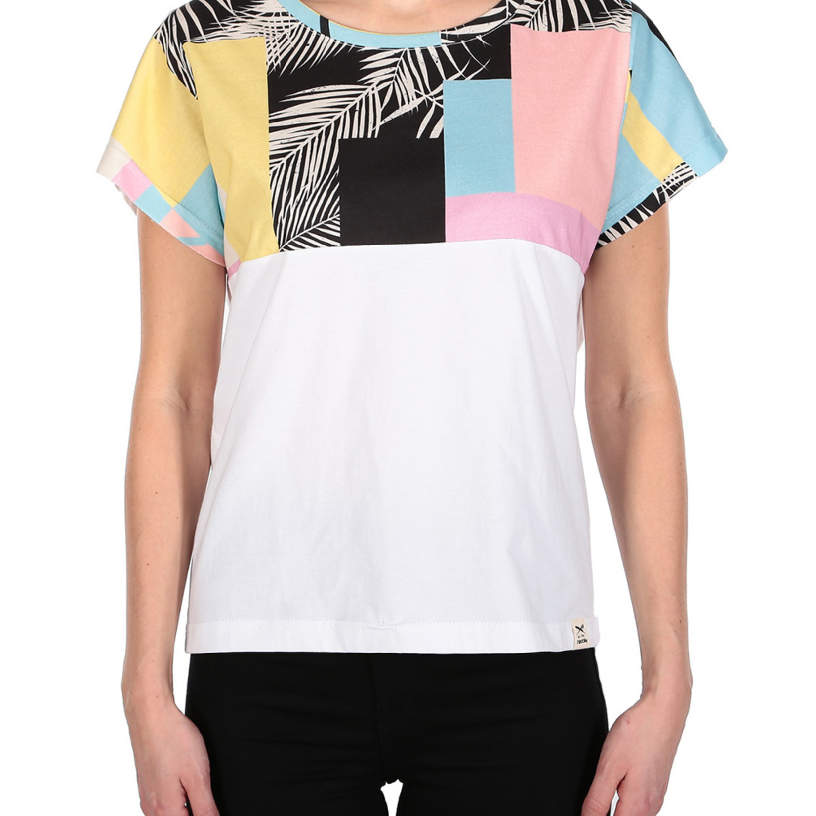 Iriedaily Funky Block 2 Tee - Candy Color