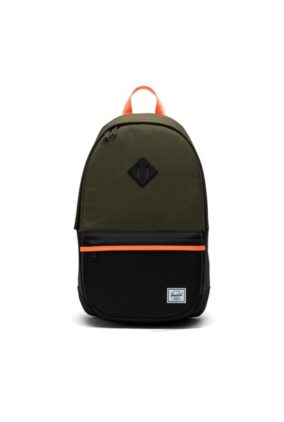 Heritage Pro Ivy Green/Black/Shocking orange